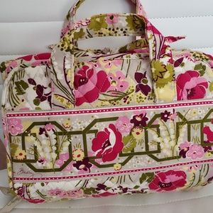 Vera Bradley Hanging Travel Bag